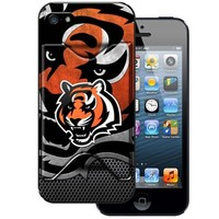 Cincinnati Bengals iPhone 5 Case with Credit Card Holder