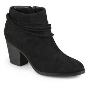 Women's Journee Collection Ceres Strappy High Heeled Booties : Target
