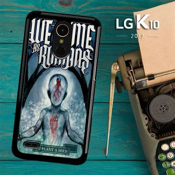 We Came As Romans Cover Z1387 LG K10 2017 / LG K20 Plus / LG Harmony Case