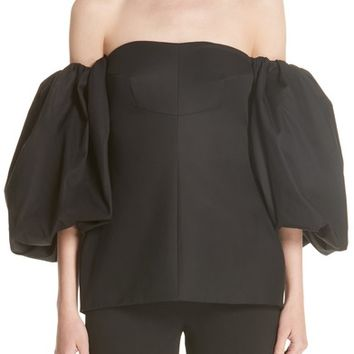 Ellery Countess Off the Shoulder Corset Top | Nordstrom