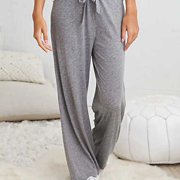 Aerie Sleep Pant , Dark Heather