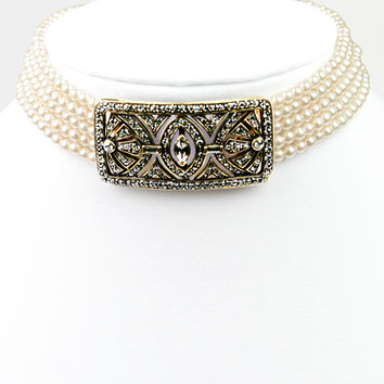 """Effortless Elegance"" Choker"