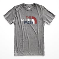 MEN'S SHORT-SLEEVE AMERICANA TRI-BLEND TEE | United States