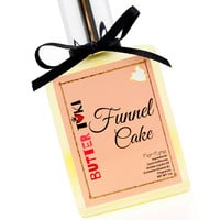 FUNNEL CAKE Fragrance Oil Based Perfume 1oz