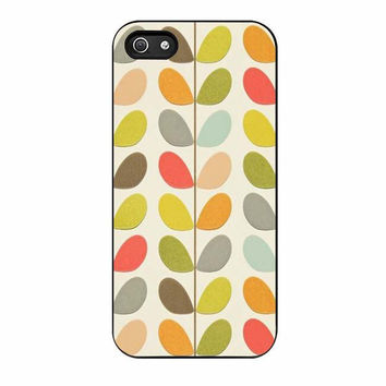 new orla kiely stem cases for iphone se 5 5s 5c 4 4s 6 6s plus