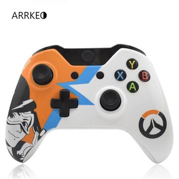ARRKEO DIY Popular Game FPS Limited Edition Full Custom Replacement Housing Case Shell Mod Kit For Xbox One Wireless Controller