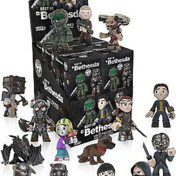 Funko Mystery Minis: Best of Bethesda Blind Box 12-Pack