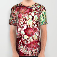 Primordial All Over Print Shirt by Stephen Linhart
