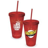 Big Bang Theory Bazinga Tumbler