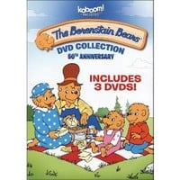 The Berenstain Bears DVD Collection [50th Annive... : Target