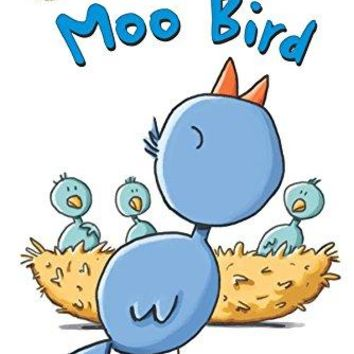 Moo Bird Scholastic Readers