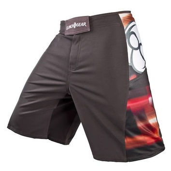 Clinch Gear Signature Hazy Short - Dark Shadow