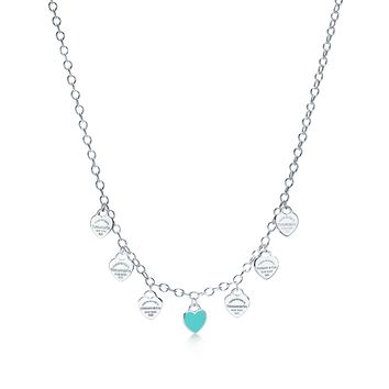 Tiffany & Co. - Return to Tiffany®:Multi-heart Tag Necklace