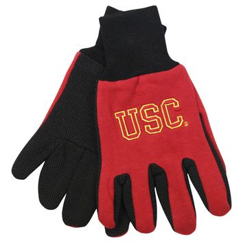 USC Trojans - Adult Two-Tone Sport Utility Gloves