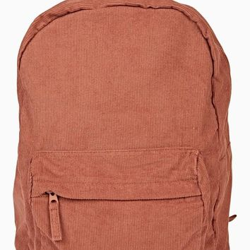 Billabong - Schools Out Cord Backpack | Cacao