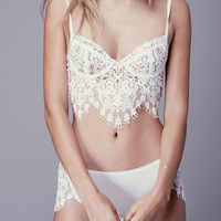For Love & Lemons Skivvies Giselle Bra