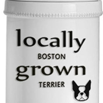Boston Terrier decal - cutout vinyl sticker - locally grown - Boston breed bias - #bostonlove