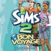 The Sims 2: Bon Voyage - PC CD-Rom (Expansion Pack)