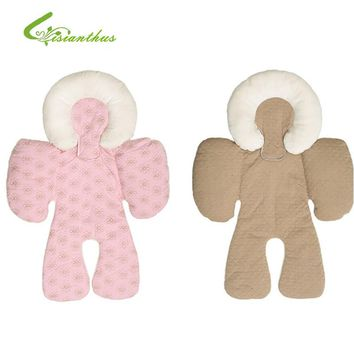 Baby Stroller Back Cushion Baby Support for Car Seat Infant Blanket for Baby Carriages Double Sided Available Free Drop Shipping