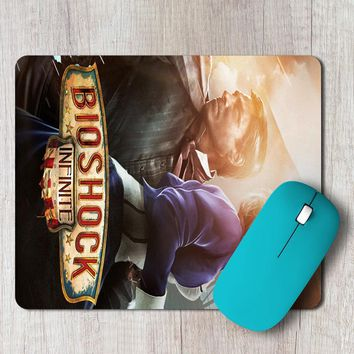 Rectangle Mouse Pad Bioshock Infinite Poster