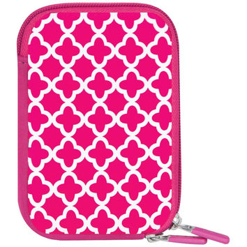 THE MACBETH COLLECTION MB-NC2EP Neoprene Camera Case (Pink Ava)