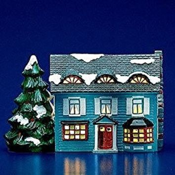 Dept 56 Original Snow Village Springfield House 5027-0