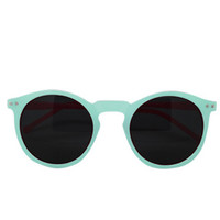 Seafoam Kelly Sunnies