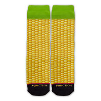 Function - Corn on the Cob Fashion Socks