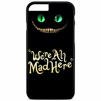 were ah mad here cover black iPhone 6S Plus Case