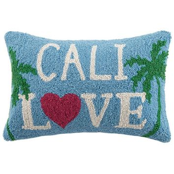 Cali Love Throw Pillow