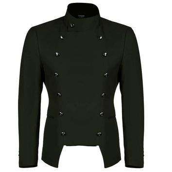 Suits & Blazer Outwear Double-Breasted Suit Jacket