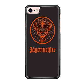 Jagermeister 2 iPhone 7 Case