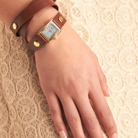 The Bands of Time Watch | Mod Retro Vintage Watches | ModCloth.com