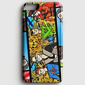 5Sos Superhero iPhone 7 Case