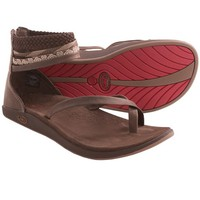 Chaco Dawkins Sandals - Leather (For Women)