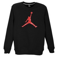 Jordan Jumbo Jumpman Crewneck - Men's