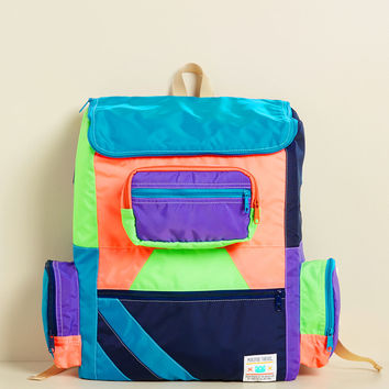 Courageous Navigation Backpack | Mod Retro Vintage Bags | ModCloth.com