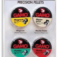 GAMO Assorted .177 Caliber Pellets (Combo Pack of 1000) | deviazon.com