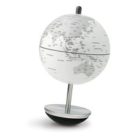 MONOQI | Swing Table Globe - White/Grey