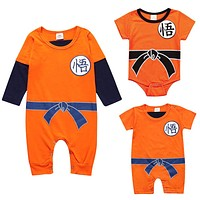 Children's Jumpsuit Newborn Boys Clothes Toddler Halloween Costumes For baby Clothes