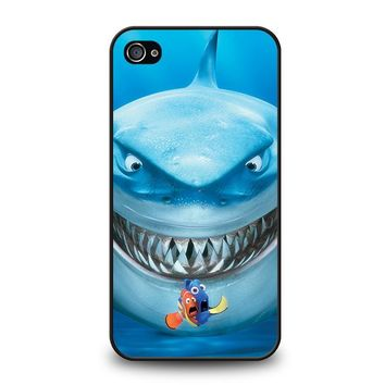 FINDING NEMO Fish Disney iPhone 4 / 4S Case Cover