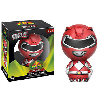 Funko Dorbz: Power Rangers Mighty Morphin 3 inch Vinyl Figure - Red Ranger