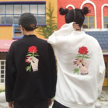 ROSE BY ANY OTHER NAME SWEATSHIRT