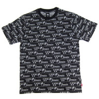Stussy: Jamaica Short Sleeve Shirt - Black