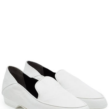 Leather Loafers - Robert Clergerie | WOMEN | US STYLEBOP.COM