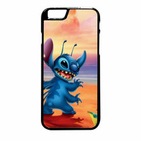 Disney Stitch And Lilo Best Friend Couple Right Case iPhone 6 Plus Case