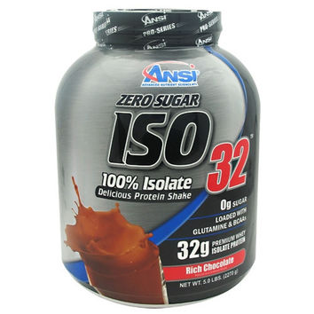 Advance Nutrient Science Iso 32
