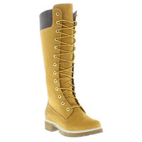 Timberland Boots Genuine Waterproof Premium 14 Inch Womens Shoes Sizes UK 4 - 8