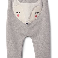 Cozy fox terry pants|gap