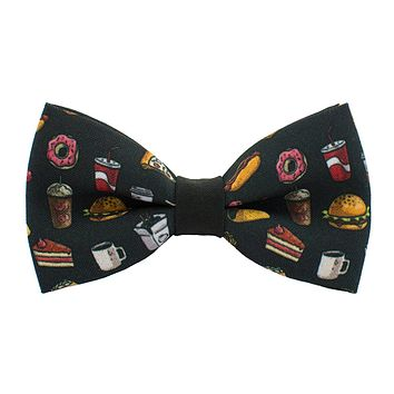 Fast Food Bow Tie